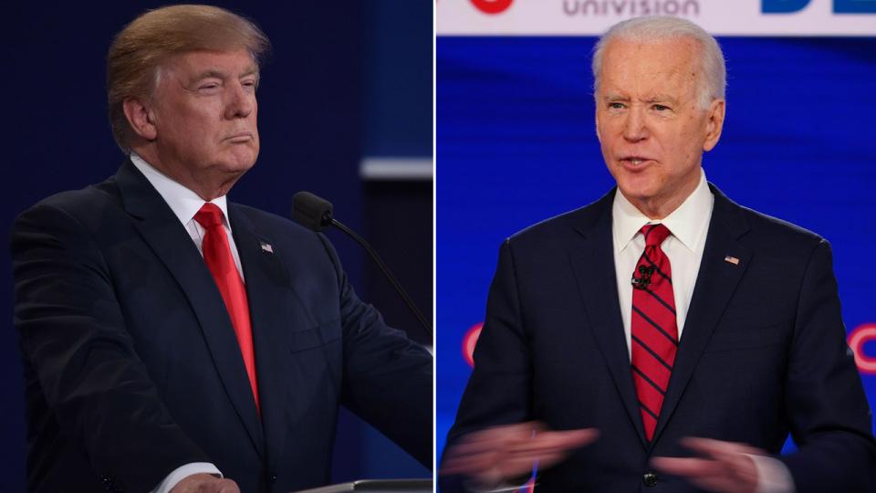 presidential debate - photo #12