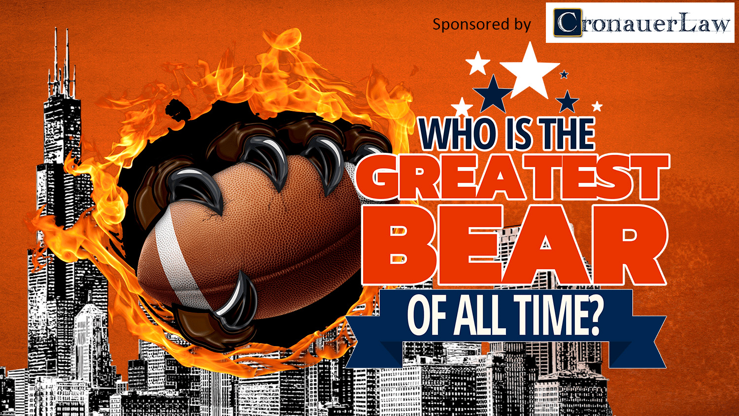 Who is the GOAT Bear Contest