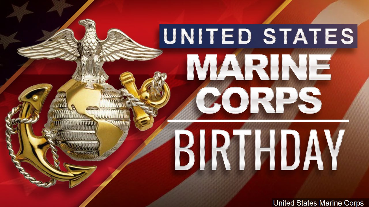 Happy 245th Birthday U S Marine Corps Mystateline Com