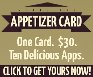 Appetizer card