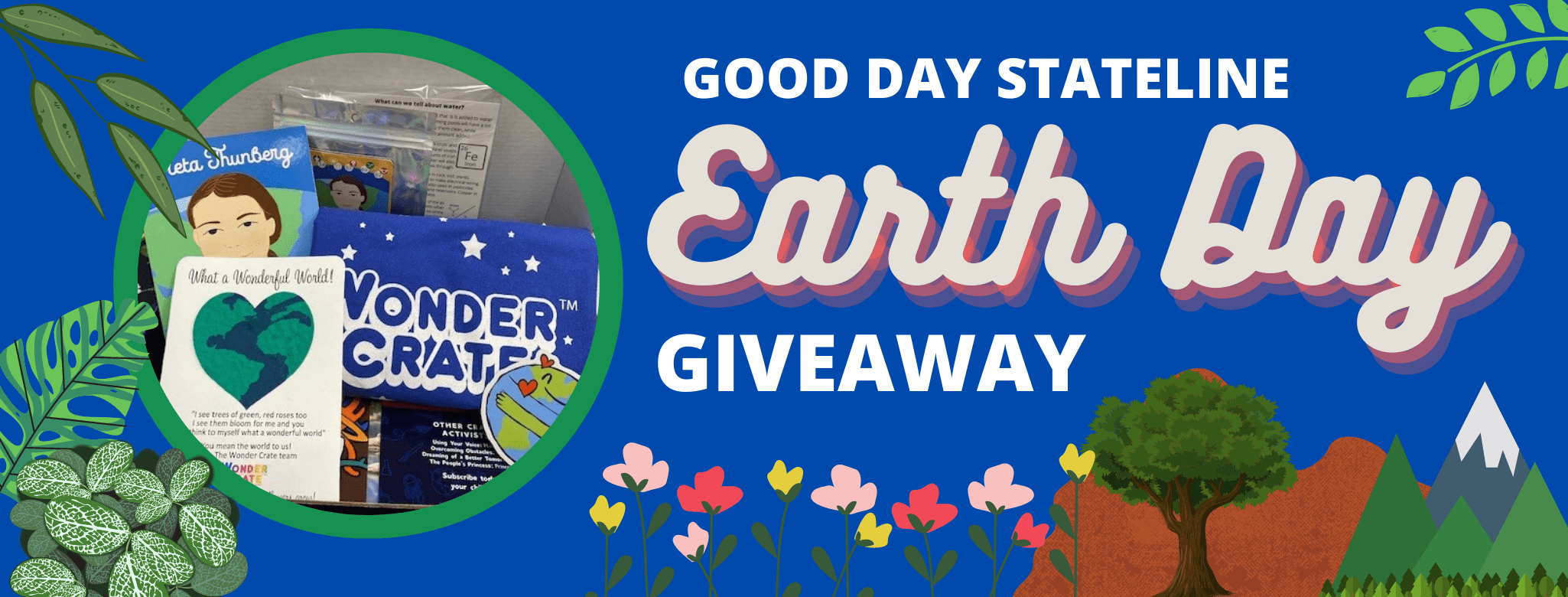GDS Earth Day Giveaway