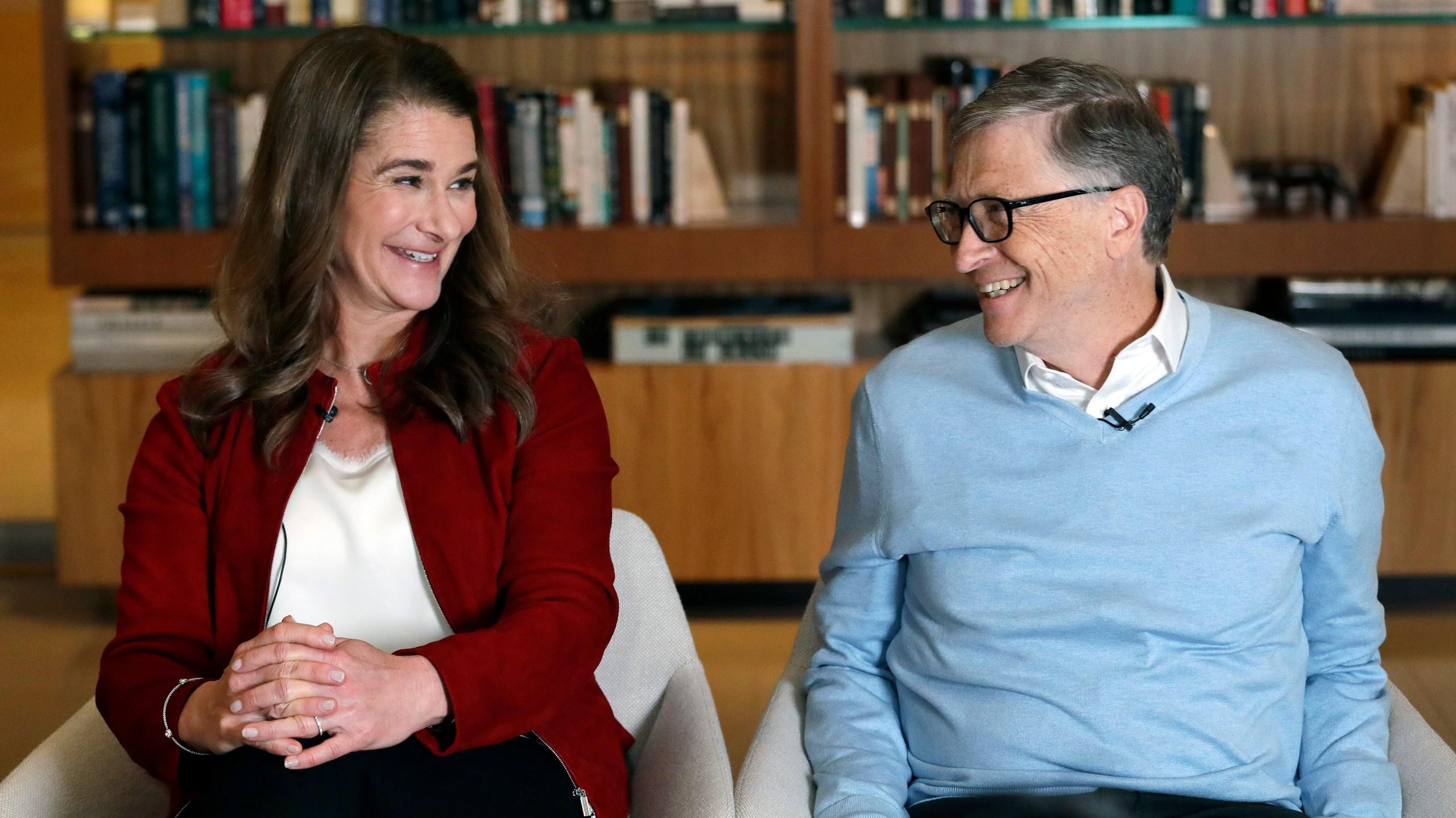 Bill Gates, Melinda Gates
