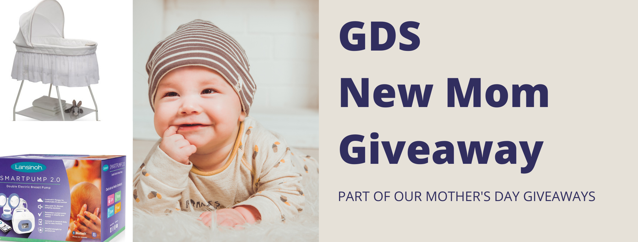 GDS New Mom Giveaway