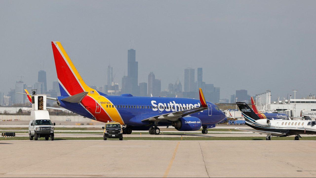 'Volatile environment': Southwest Airlines passenger ...
