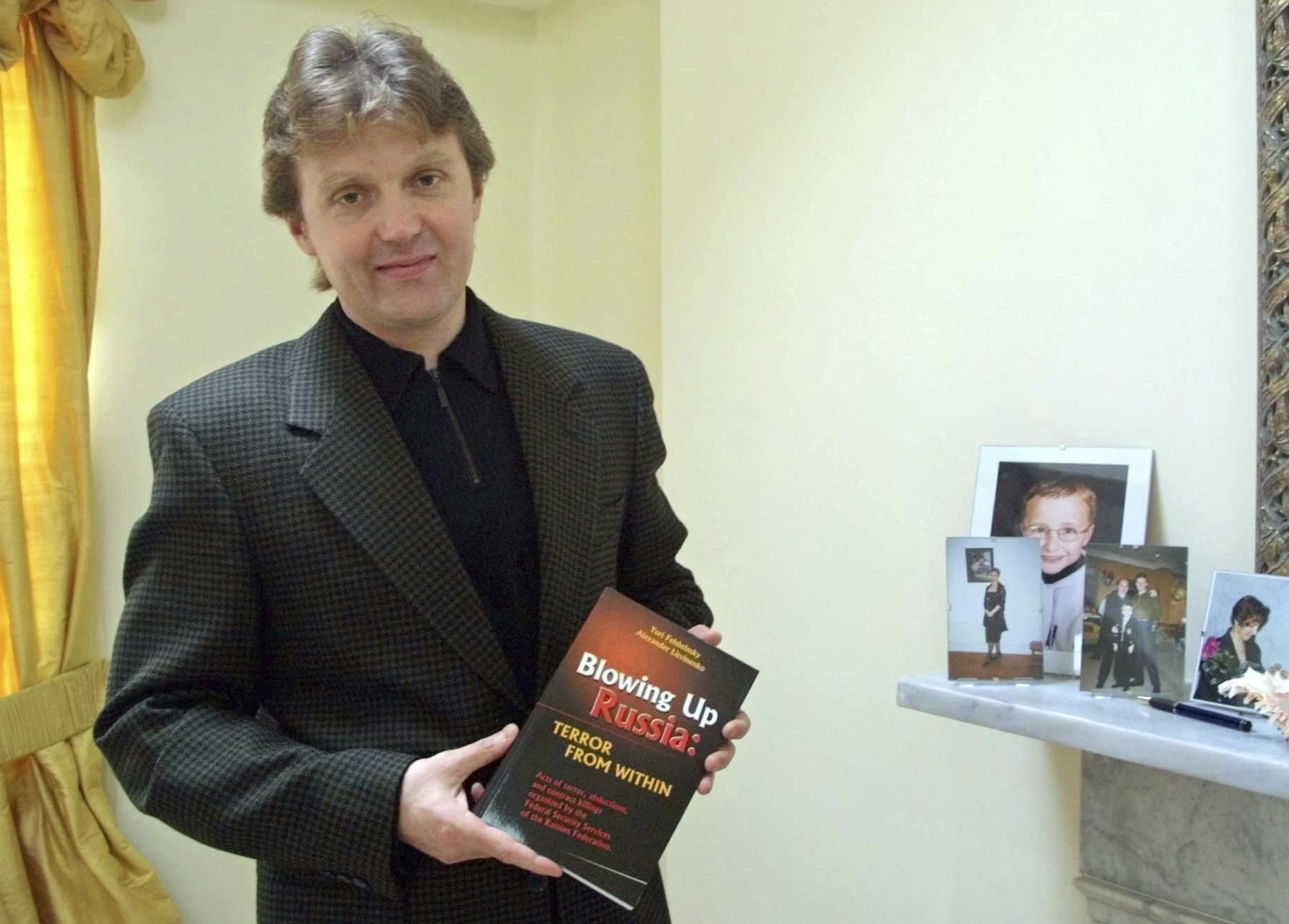 Alexander Litvinenko