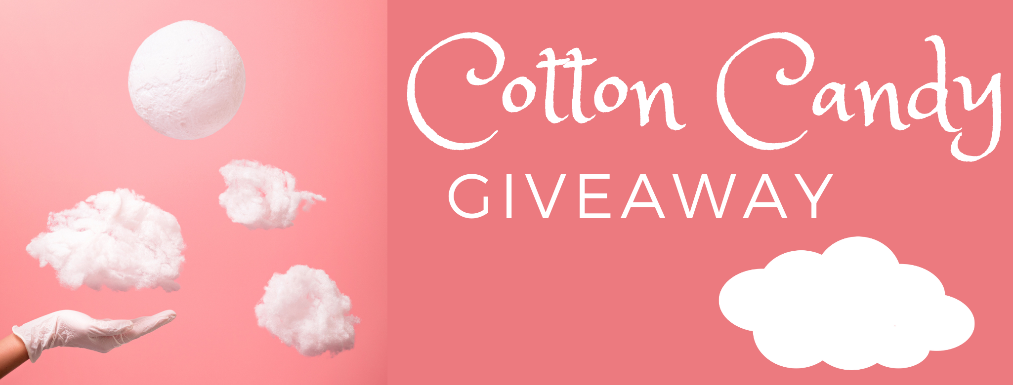 Cotton Candy Giveaway